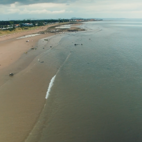 East Lothian By Drone