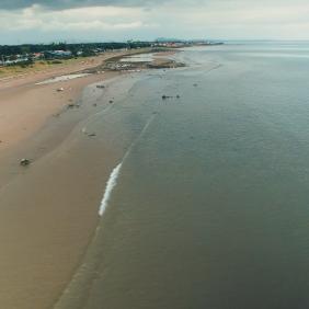 East Lothian By Drone